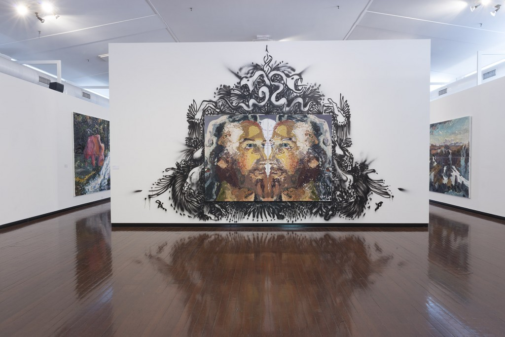 Ben Quilty DRILL HALL 201301