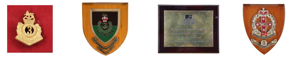 memorabilia Kokoda plaques