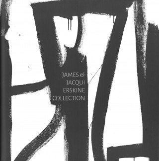 James and Jacqui Erskine Collection Catalogue Cover